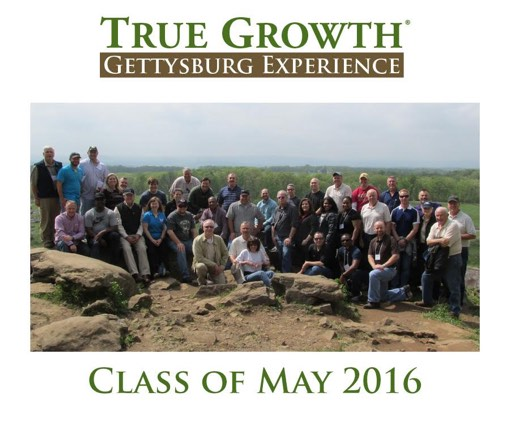 Class of May 2016