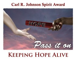 Carl Johnson Award